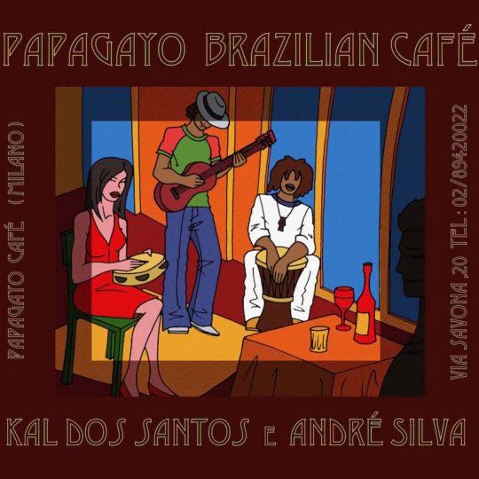 Live al Papagayo Café VOL. II (2012)